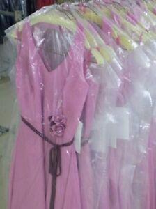 $15 Each Lot of 8 Rose Formal Bridesmaid Dresses Wedding Choir Group Sizes #425