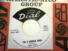 STEFF SULKE~I'M A SIMPLE MAN~RARE PROMO~NM~ONE MILLION DAYS~DIAL ~GARAGE 45