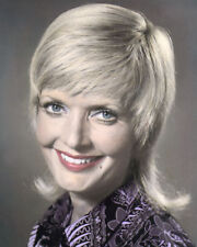 """FLORENCE HENDERSON THE BRADY BUNCH 8x10"""" HAND COLOR TINTED PHOTOGRAPH"""