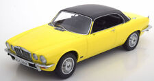 1974 Jaguar XJ 4.2C Yellow with Black Roof by BoS Models LE 504 1/18 Scale New!