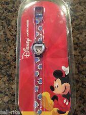 Disney Mickey Mouse Kids SII Digital Watch NEW Sealed Package Heart Shape