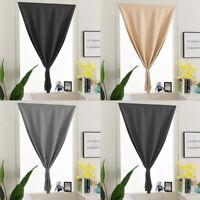 Strisce adesive a 1 pannello oscuranti che sostengono aste per tende da finestra
