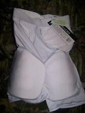 Cramer Tornado 5 White Football Pants Size Small