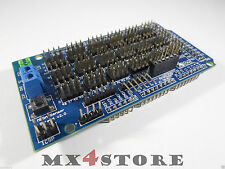 Mega Sensor Shield V2.0 Mega2560 digital analog erweiterungs board ICSP Arduino