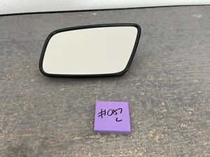 2000-2001 Audi A4 S4 OEM Left Driver Door Mirror Glass AUTO DIM  #087