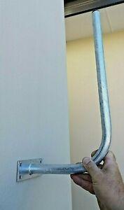 j mount tv Antenna mount 500mm hot dipped Galvanised OZ made Quality 90 deg bend