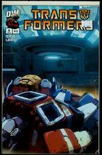 DW Comics TRANSFORMERS #6 Vol 2 NM 9.4