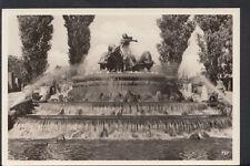 Denmark Postcard - Copenhagen - The Gefion Fountain, Langelinie Park  RS2342
