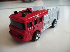 Corgi Juniors ERF Fire Tender in Red/Grey