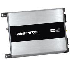 AMPIRE MBM100.2-2G 2-Kanal Stéréo Voiture Amplificateur 200W RMS