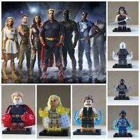The Boys Homelander Use With Lego Toys Models Marvel Super Heroes 7 Mini Figures