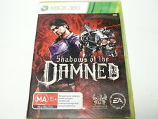"SHADOWS OF THE DAMNED,  XBOX 360  ""preowned"" PAL, AUZ SELLER"