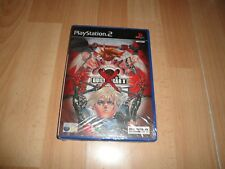 GUILTY GEAR X DE ARC SYSTEM WORKS - SAMMY PARA LA SONY PS2 NUEVO PRECINTADO