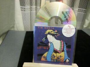 James - TIM BOOTH -  Love life  (RARE FULL PROMO CD IN INSERT COVER - 11 TRKS)