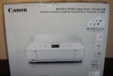 Canon MG5720  EDIBLE PRINTER BUNDLE WITH 5 EDIBLE INKS & 12 Wafer sheets-White