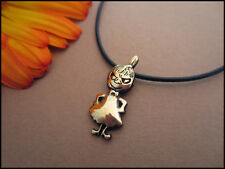 Little My Moomin Moomintroll Pendant Necklace With Adjustable String