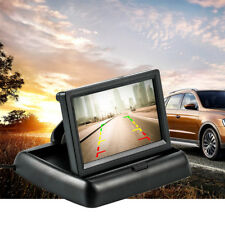 Foldable 4.3 Inch HD Car Reversing Digital LCD Color Monitor Display NGNC PAL GN
