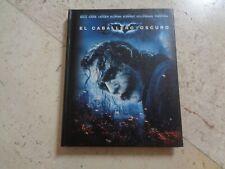 THE DARK KNIGHT Blu-Ray Digibook OOP Limited Edition Batman Heath Ledger