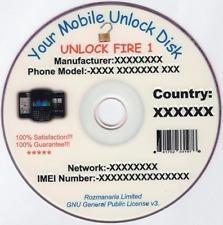 Phone Unlock/Unlocking Software CD/DVD x2 24GB+