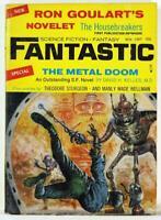 Fantastic Science Fiction and Fantasy Pulp Magazine Nov. 1967 Digest Ron Goulart