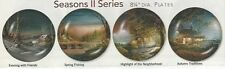 Seasons Ii Plate Set by Terry Redlin