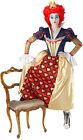 Rouge Queen de Cœurs Alice en Pays des merveilles Costume Femmes Carnaval Divers