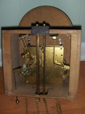 VINTAGE KIENINGER GRANDMOTHER/GRANDFATHER CLOCK MOVEMENT