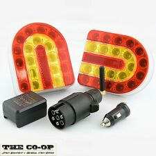 Trailer Float Lights - WIFI, Wireless, Bluetooth Magnetic trailer lights