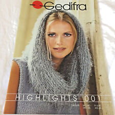 GEDIFRA Highlights 001 ~ 27 Haute Contemporary Patterns ~ German Design OOP