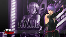 Game Ayane Dead or Alive Silk poster wallpaper 42 X 24 inches