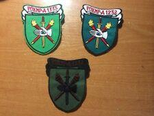 PATCH POLICE DENMARK -  POKMP/A1232 - ORIGINAL! lot 3 patches