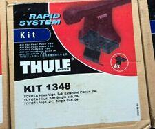 Toyota Hilux and Vigo Thule Roof rack Rapid fitting kit 1348