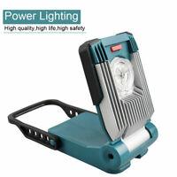 LED Worklight For DEWALT Cordless Tools 14.4V/20V MAX DCB Slider Li-ion Battery
