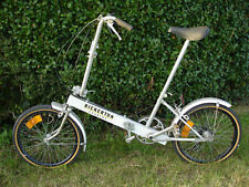 Bickerton Country Brompton Folding Bicycle Classic 6 Speed Exceptional & Rare.