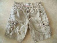 Men's American Eagle Beige Vintage  Cargo  Shorts Size 30