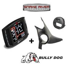 BULLY DOG TRIPLE DOG GT DIESEL WITH A-PILLAR MOUNT 2003-07 FORD POWERSTROKE 6.0L
