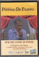 dvd IL TEATRO DI PEPPINO DE FILIPPO HOBBY & WORK Per me come se fosse