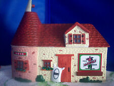 Figi's Gifts COLLECTIBLE BARN 2010 Figurine Trinket Box VILLAGE Collectible NEW