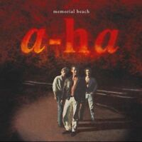 NEW CD Album A-Ha - Memorial Beach (Mini LP Style Card Case)