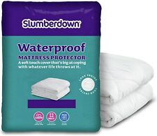Waterproof Deep Skirt Mattress Protector - Tdlr