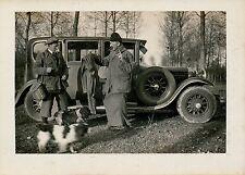 Auto Ancienne c. 1920 - 19