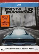 Fast & Furious 8 (white Steelbook) (blu-ray) Universal Pictures