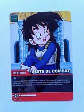 Carte Dragon ball Z Veste De Combat DB-389