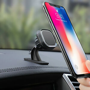 New Rotatable 360 Dashboard Windscreen Magnetic Suction Car Mount Phone Holder
