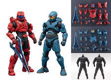 Halo - Mjolnir Mark V and Mark VI DX Two Pack ArtFX+ Statue