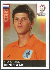 PANINI EURO 2008- #273-NEDERLAND-HOLLAND-KLAAS JAN HUNTELAAR