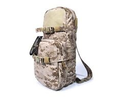 FLYYE MOLLE MBSS Hydration Backpack Water Pouch – AOR1 Navy Seal Desert Camo