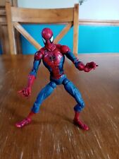 "Marvel Legends 2004 Toybiz McFarlane blue red SPIDER-MAN 6"" figure Superposeable"