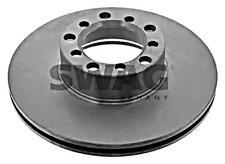 SWAG Bremsscheibe Vorderachse x2 Stk für MERCEDES W116 W107 R107 1164200205