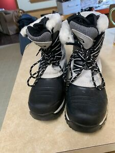 Mens Ranger Insulated Snow Shoes Size 10